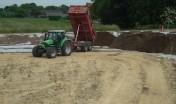 Aanleg geluidswal nieuwbouwplan Hoebenakker te Nederweert