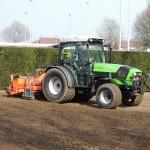 Tractor Deutz Agro Plus 410