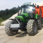 Tractor Deutz Agrotron 150.7