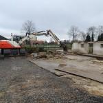 Verwijderen van betonvloer